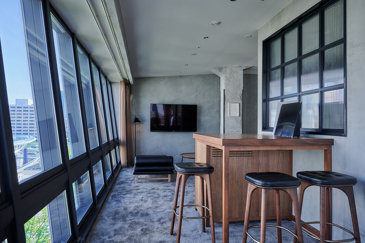 Forest Corner Suite