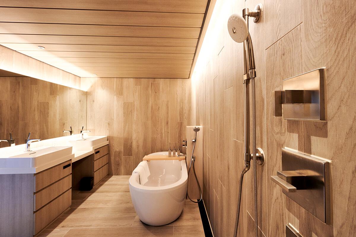 Forest Terrace Suite
